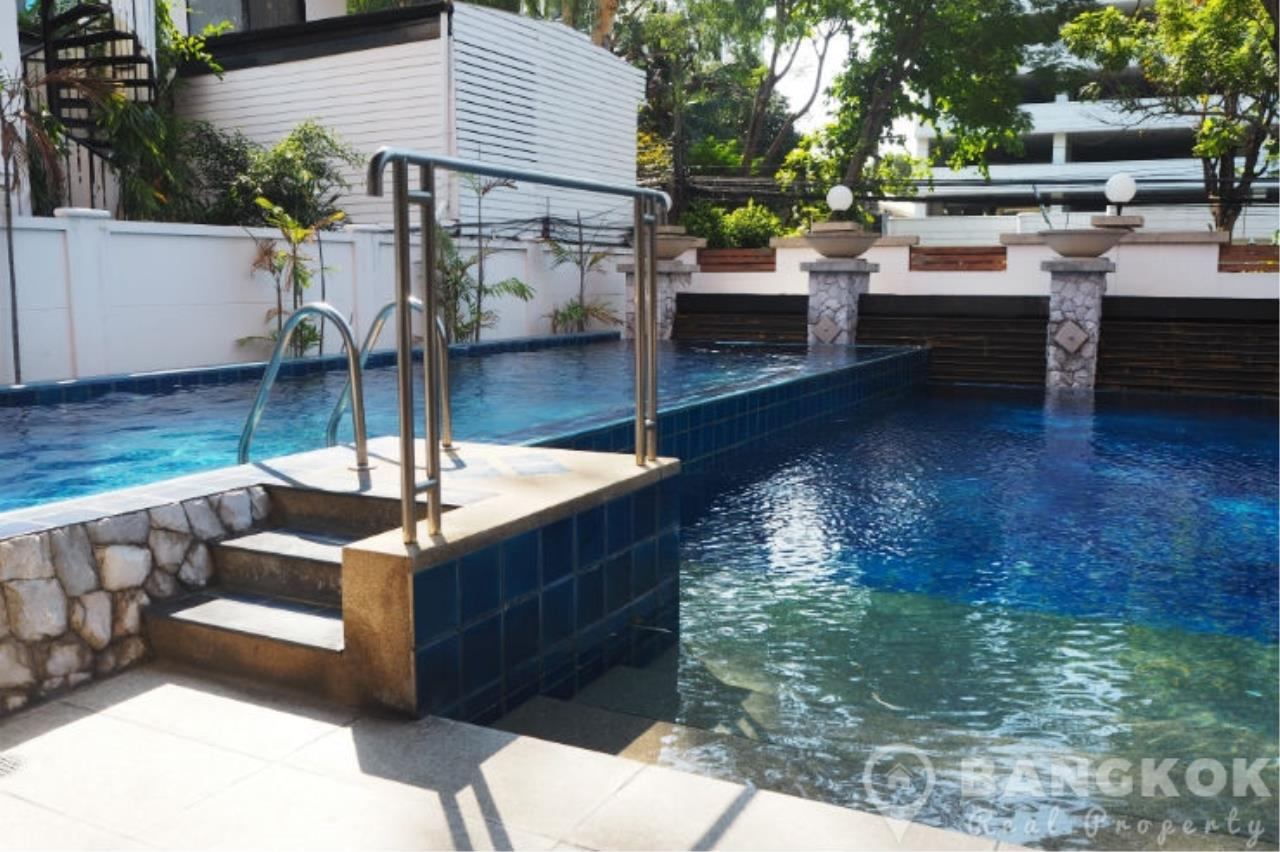 Bangkok Real Property Agency's Baan Ananda | Elegant Spacious 3 Bed 4 Bath + 1 Maid near Ekkamai BTS 24