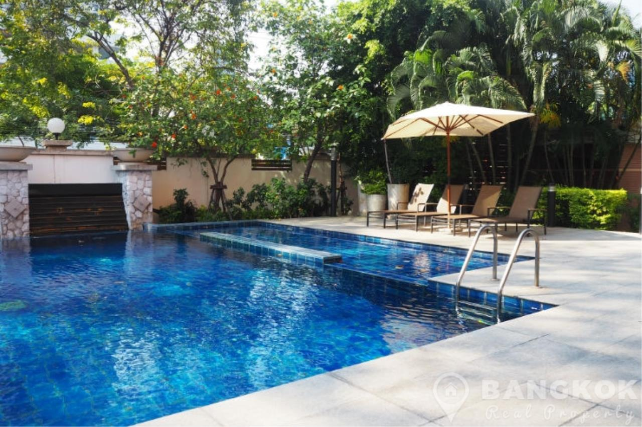 Bangkok Real Property Agency's Baan Ananda | Elegant Spacious 3 Bed 4 Bath + 1 Maid near Ekkamai BTS 25