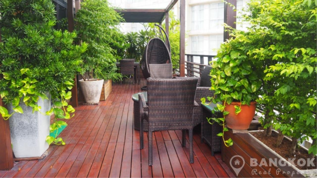 Bangkok Real Property Agency's Baan Piya Sathorn | Spacious Duplex Penthouse 3 Bed 4 Bath  2