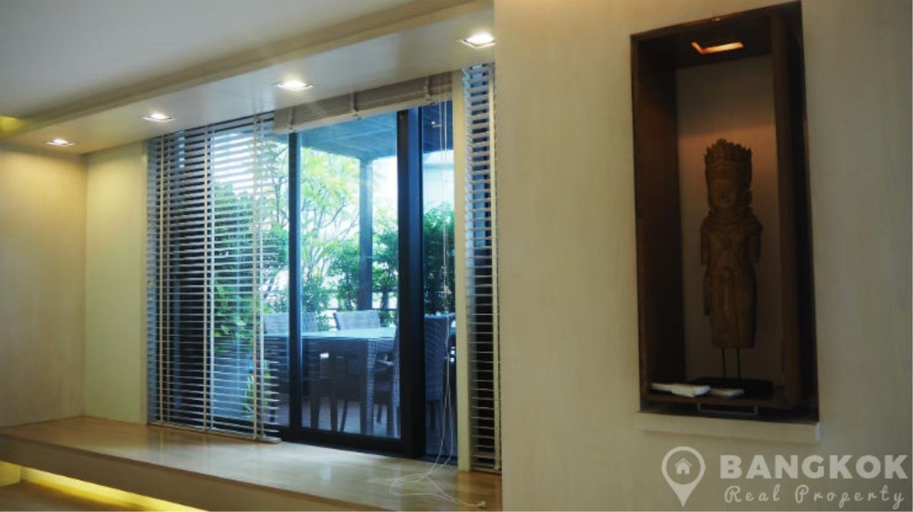 Bangkok Real Property Agency's Baan Piya Sathorn | Spacious Duplex Penthouse 3 Bed 4 Bath  10