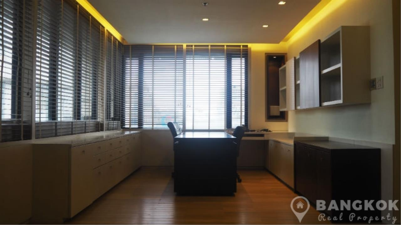 Bangkok Real Property Agency's Baan Piya Sathorn | Spacious Duplex Penthouse 3 Bed 4 Bath  20