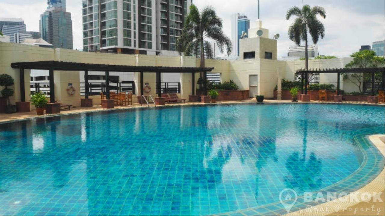 Bangkok Real Property Agency's Baan Piya Sathorn | Spacious Duplex Penthouse 3 Bed 4 Bath  24