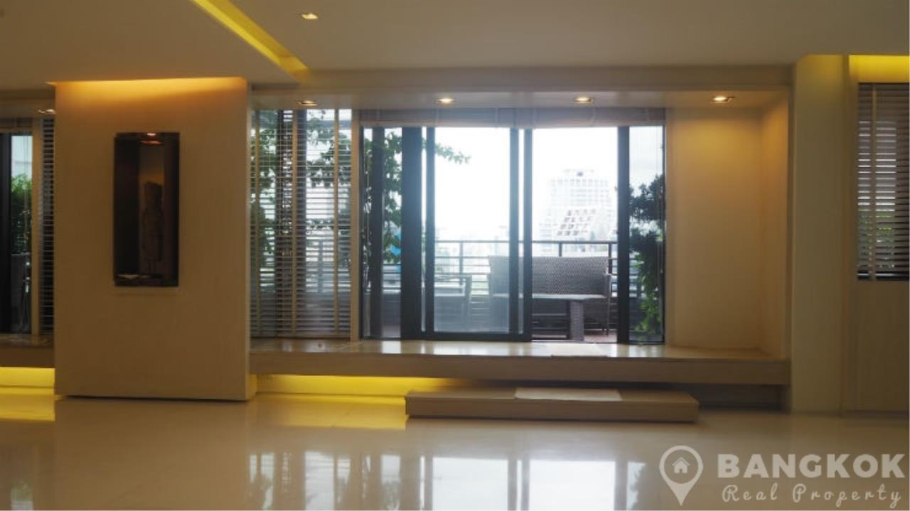 Bangkok Real Property Agency's Baan Piya Sathorn | Spacious Duplex Penthouse 3 Bed 4 Bath  29