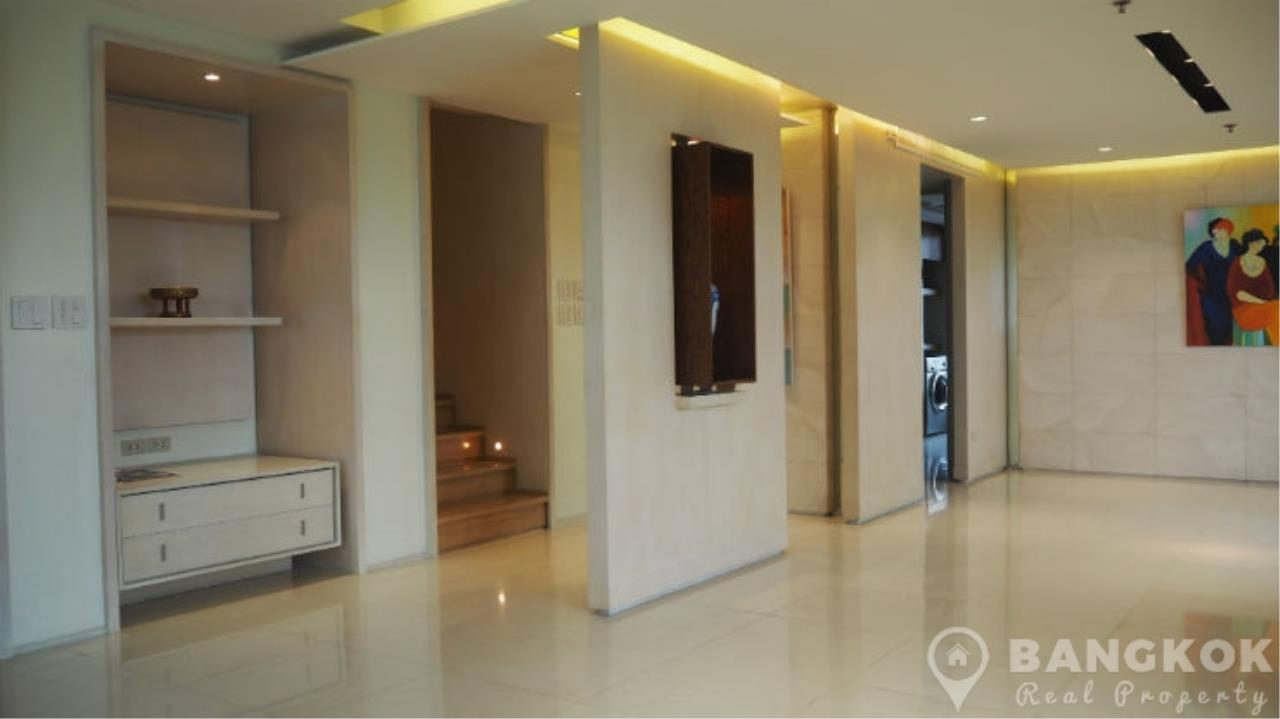 Bangkok Real Property Agency's Baan Piya Sathorn | Spacious Duplex Penthouse 3 Bed 4 Bath  32