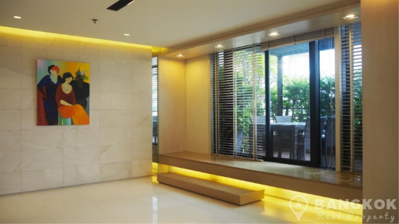 Bangkok Real Property Agency's Baan Piya Sathorn | Spacious Duplex Penthouse 3 Bed 4 Bath  33