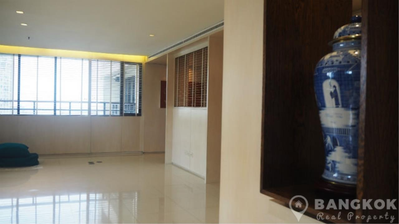 Bangkok Real Property Agency's Baan Piya Sathorn | Spacious Duplex Penthouse 3 Bed 4 Bath  34