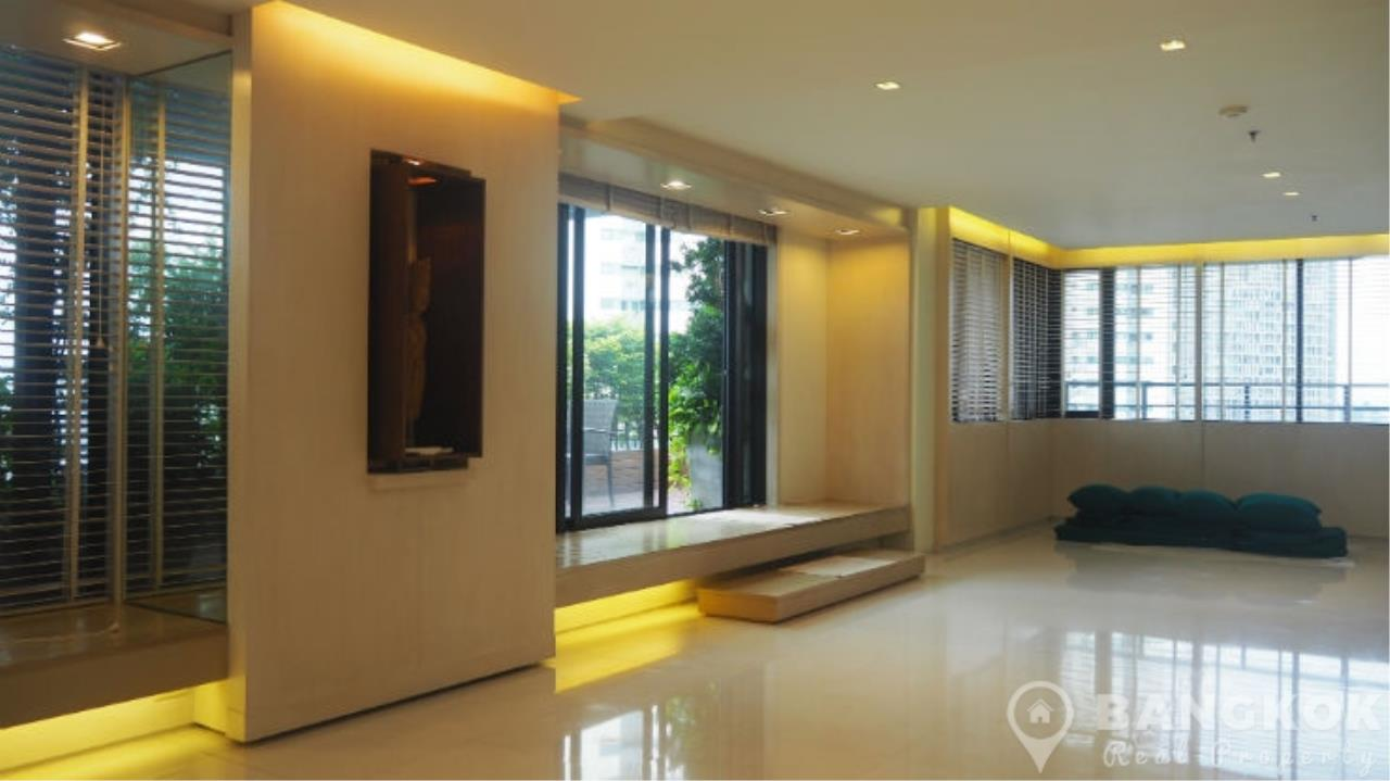Bangkok Real Property Agency's Baan Piya Sathorn | Spacious Duplex Penthouse 3 Bed 4 Bath  35