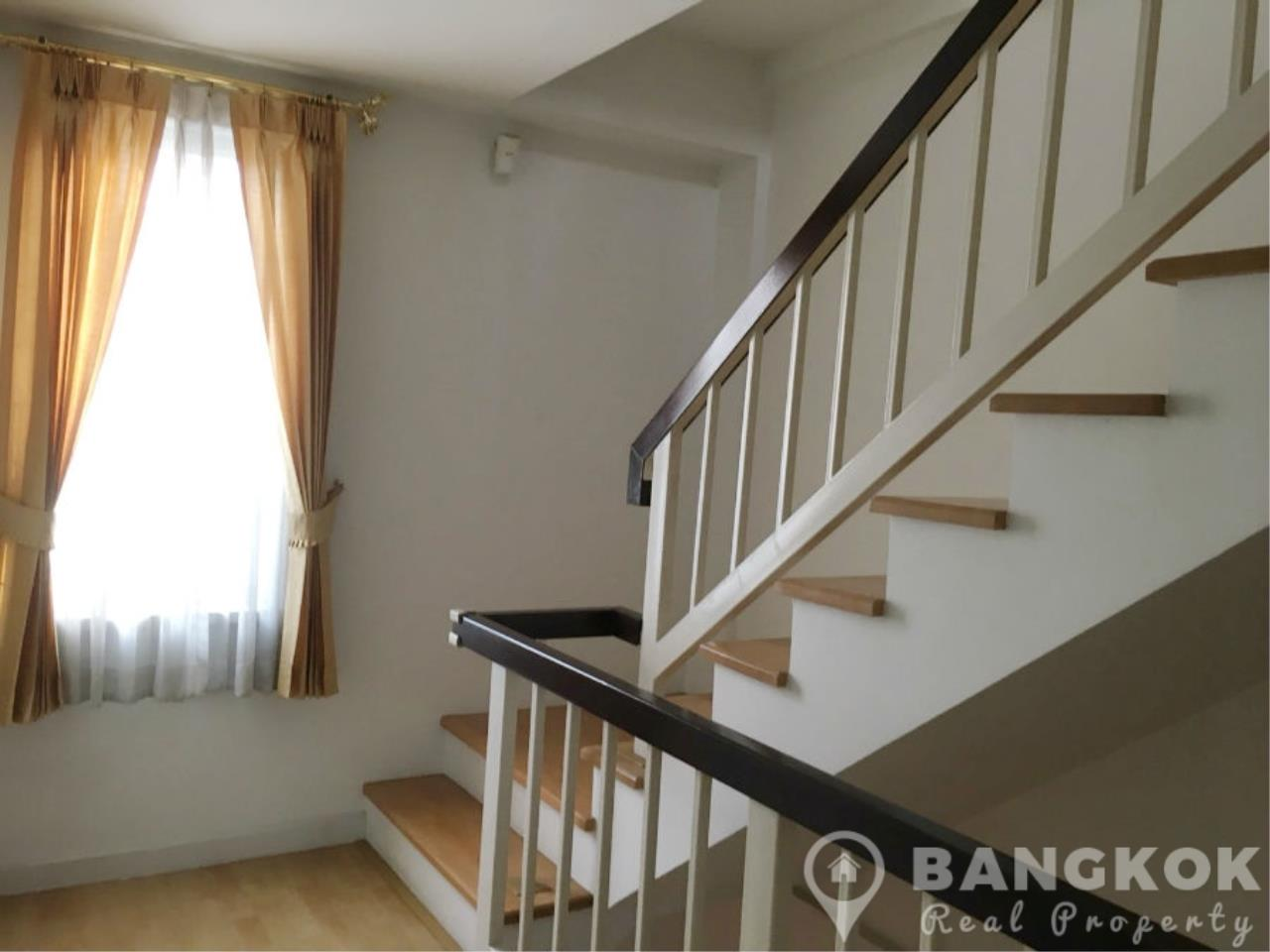 Bangkok Real Property Agency's Modern Udomsuk Townhouse with 3 Bed 3 Bath in Secure Compound 7