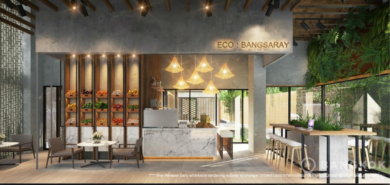 Bangkok Real Property Agency's ECOndo Condominium Bang Saray | Brand New Eco Studio 7