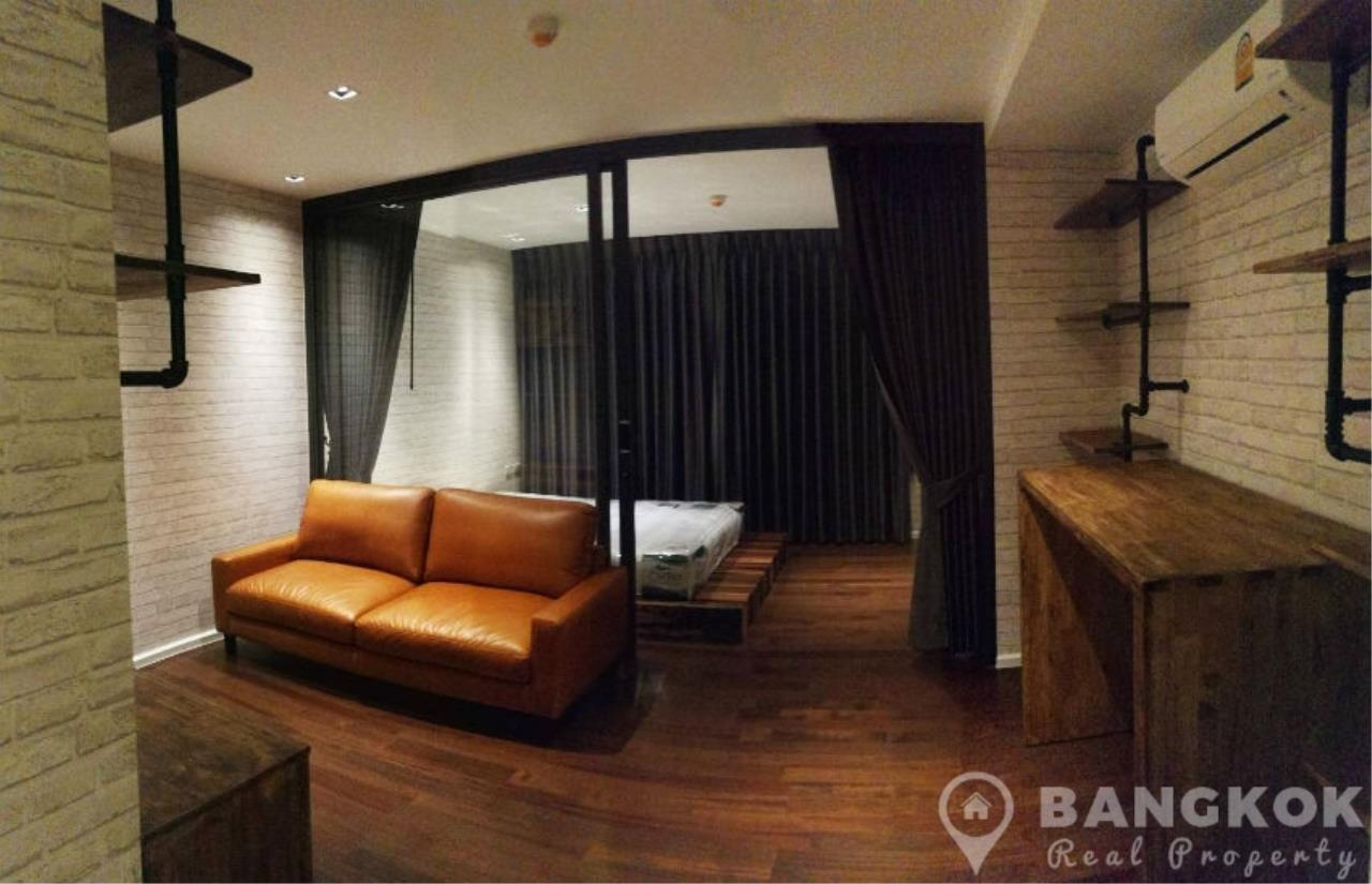 Bangkok Real Property Agency's Formosa Ladprao 7 | Unique Industrial Style High Floor 1 Bed Investment  1