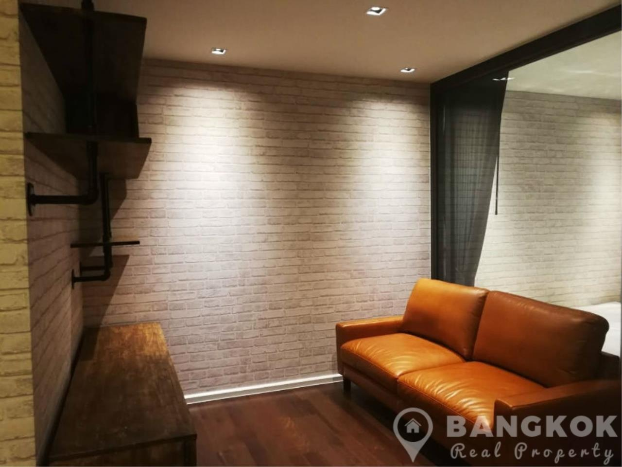 Bangkok Real Property Agency's Formosa Ladprao 7   Unique Industrial Style High Floor 1 Bed Investment  2