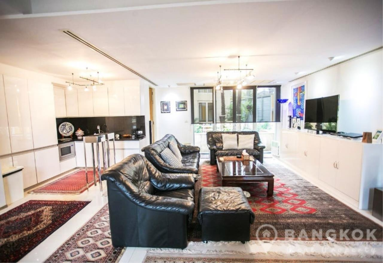 Bangkok Real Property Agency's Sathorn - Unique Loft Style 4 Bed 4 Bath Townhouse in Secure Compound. 3
