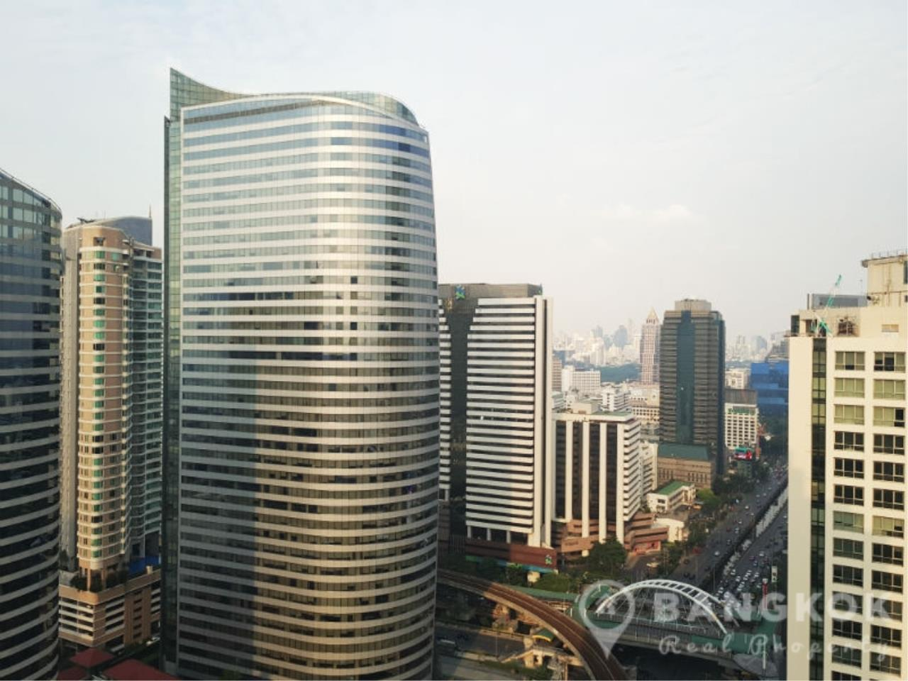 Bangkok Real Property Agency's Sky Villas (Ascott) Sathorn | Spacious High Floor 2 +1 Bed 2 Bath 5