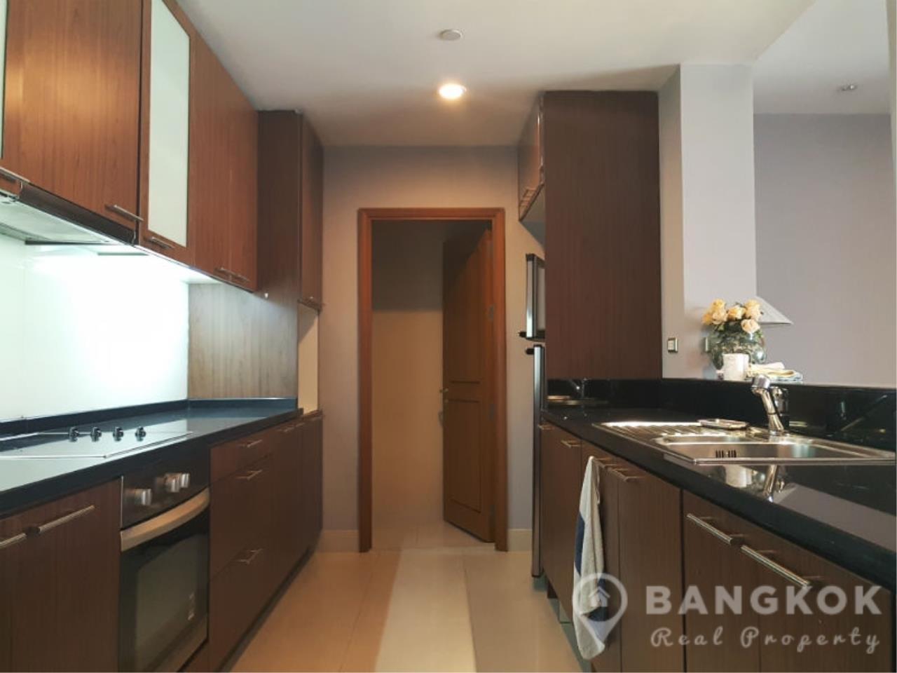 Bangkok Real Property Agency's Sky Villas (Ascott) Sathorn | Spacious High Floor 2 +1 Bed 2 Bath 7