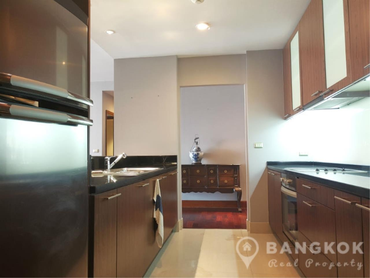 Bangkok Real Property Agency's Sky Villas (Ascott) Sathorn | Spacious High Floor 2 +1 Bed 2 Bath 8