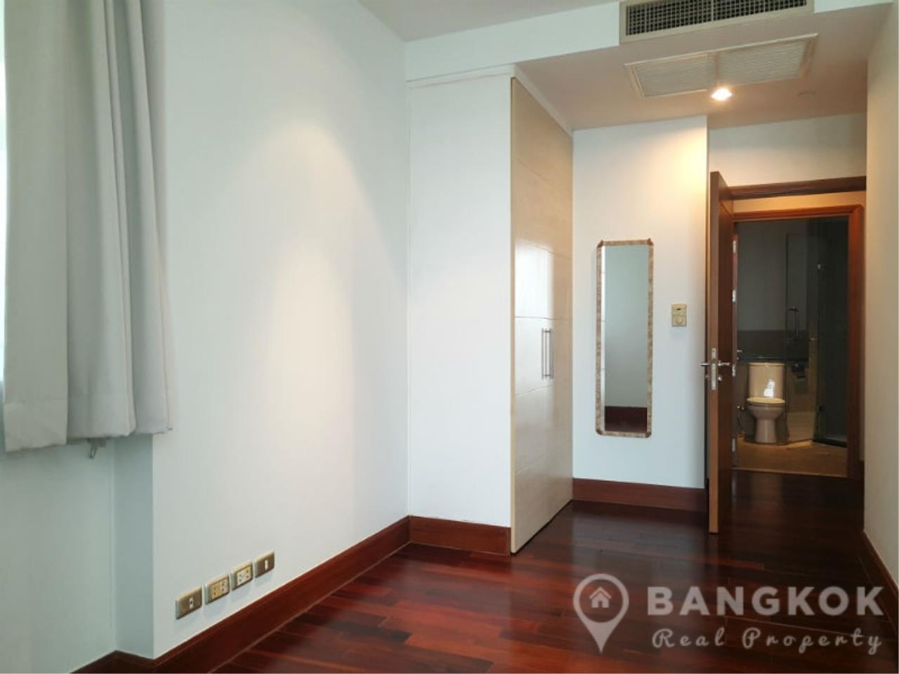 Bangkok Real Property Agency's Sky Villas (Ascott) Sathorn | Spacious High Floor 2 +1 Bed 2 Bath 14