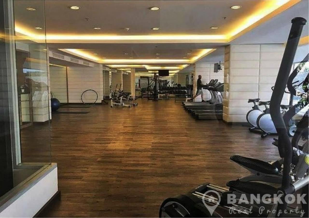 Bangkok Real Property Agency's The Trendy Condominium | Renovated Spacious 1 Bed with Utility Room  9