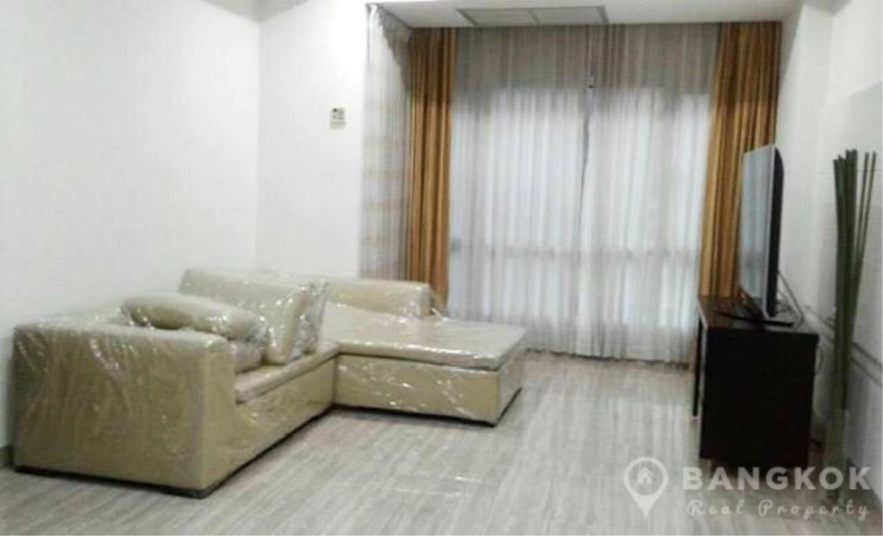 Bangkok Real Property Agency's The Trendy Condominium | Renovated Spacious 1 Bed with Utility Room  1