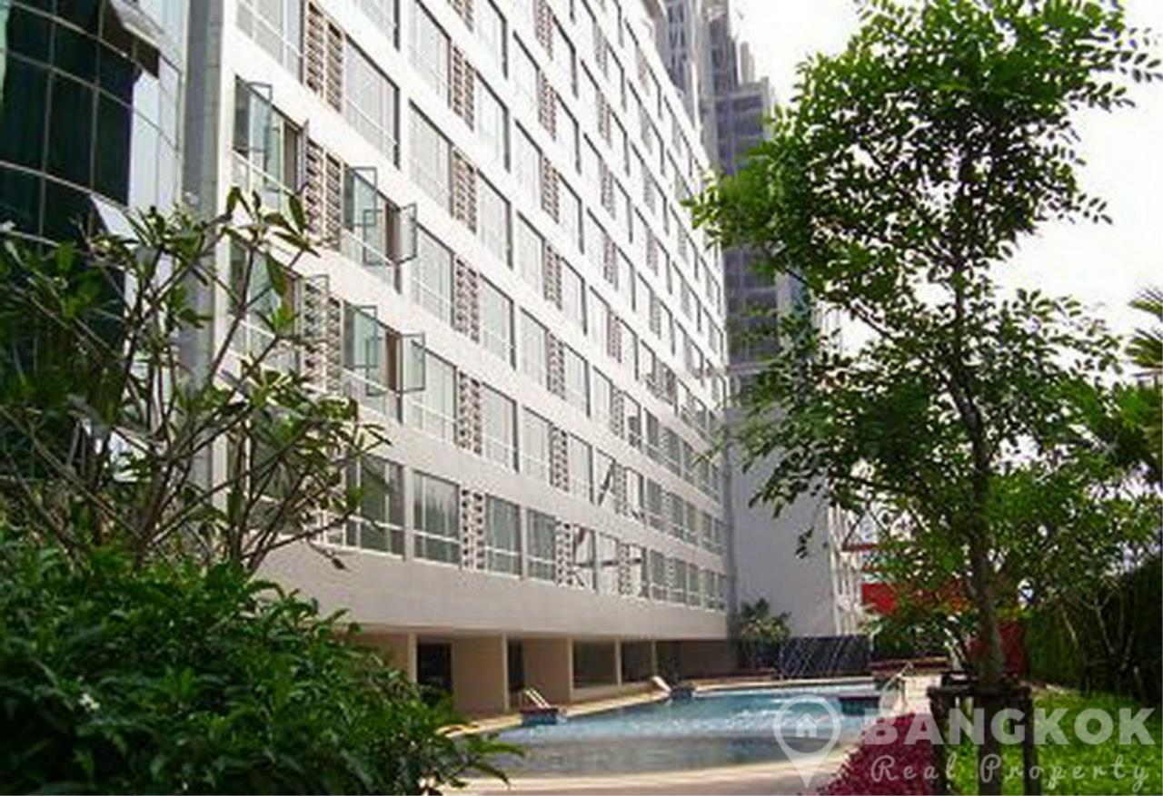Bangkok Real Property Agency's The Trendy Condominium | Renovated Spacious 1 Bed with Utility Room  11