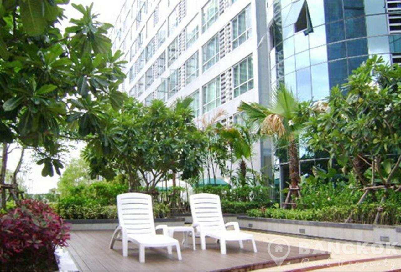 Bangkok Real Property Agency's The Trendy Condominium | Renovated Spacious 1 Bed with Utility Room  12
