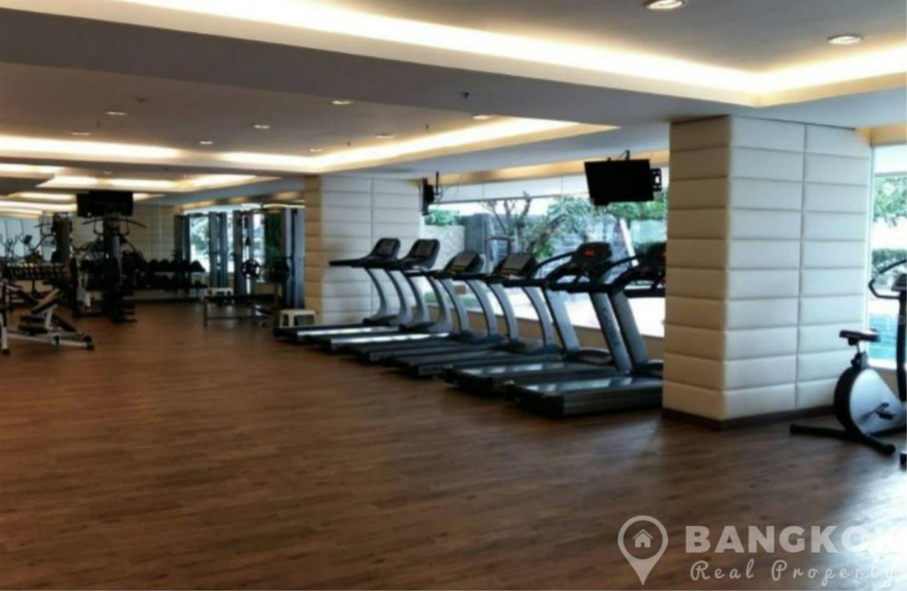 Bangkok Real Property Agency's The Trendy Condominium | Renovated Spacious 1 Bed with Utility Room  10