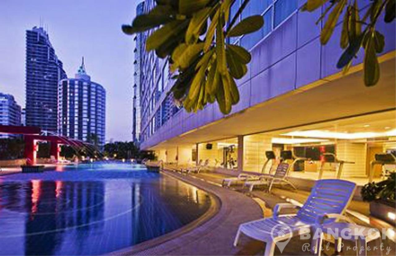 Bangkok Real Property Agency's The Trendy Condominium | Renovated Spacious 1 Bed with Utility Room  7