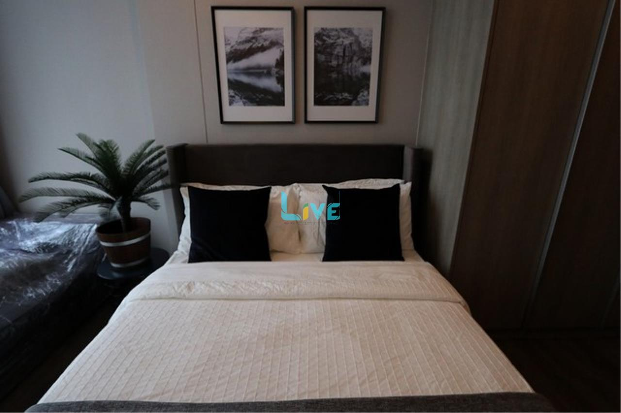 Live Quality Estate Agency's Room for rent Whizdom Essence Sukhumvit 101/1 (Close to true digital park, third 101 shopping mall and 300 m. to BTS Punnawithi station) 12