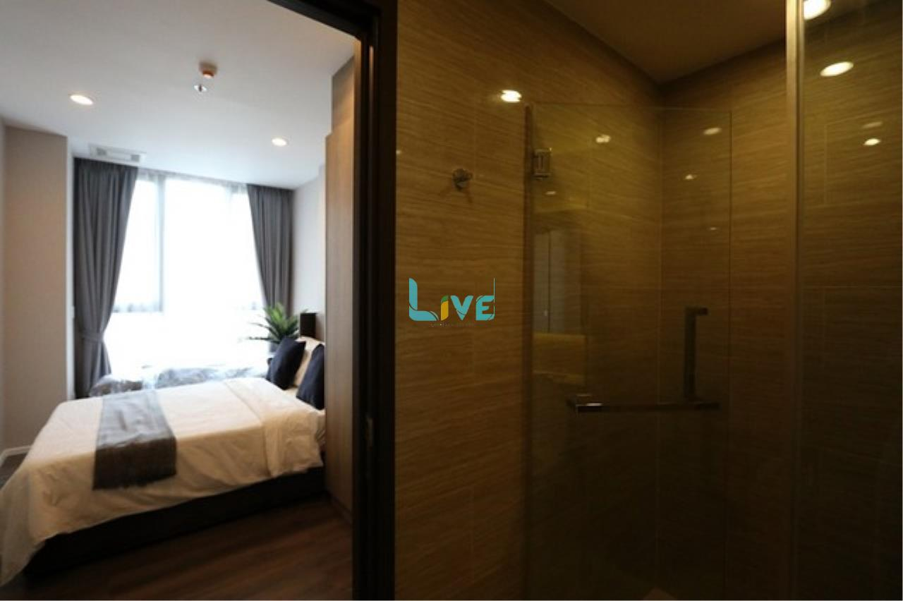 Live Quality Estate Agency's Room for rent Whizdom Essence Sukhumvit 101/1 (Close to true digital park, third 101 shopping mall and 300 m. to BTS Punnawithi station) 14