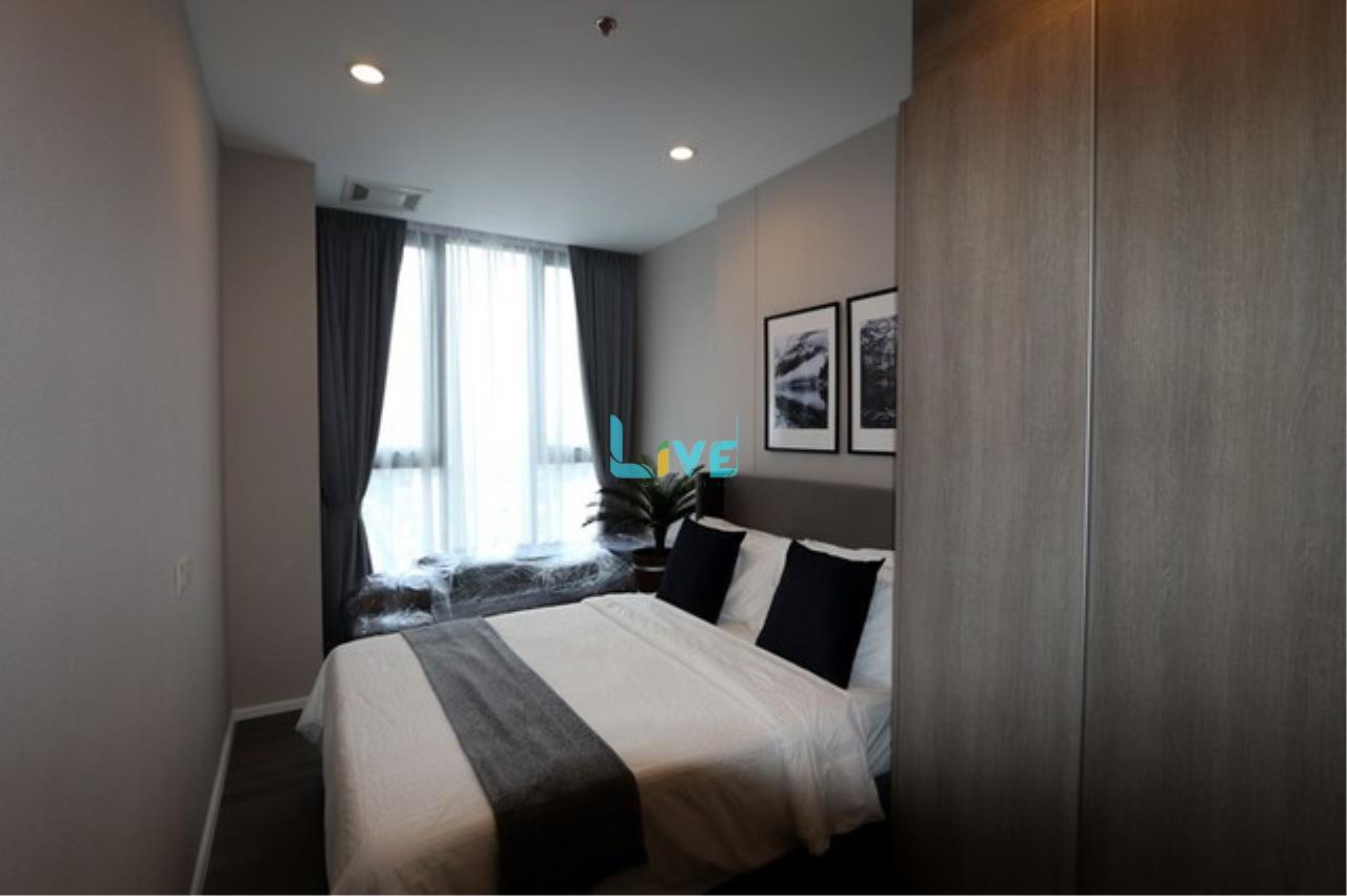 Live Quality Estate Agency's Room for rent Whizdom Essence Sukhumvit 101/1 (Close to true digital park, third 101 shopping mall and 300 m. to BTS Punnawithi station) 15