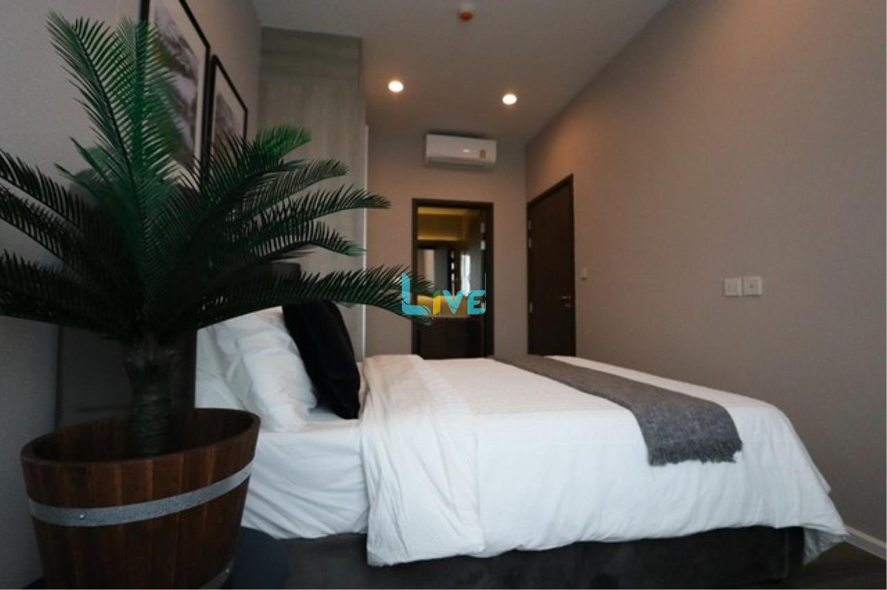 Live Quality Estate Agency's Room for rent Whizdom Essence Sukhumvit 101/1 (Close to true digital park, third 101 shopping mall and 300 m. to BTS Punnawithi station) 2