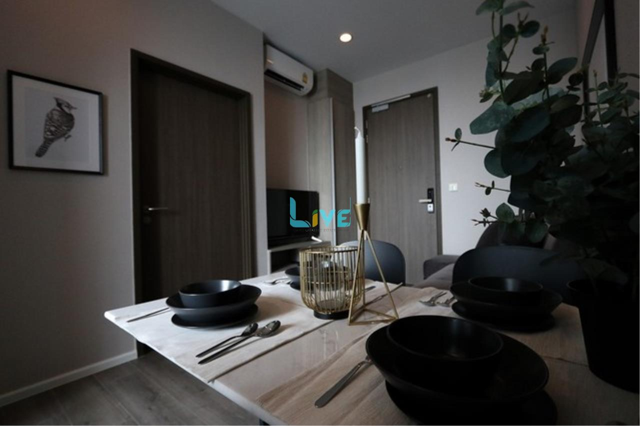 Live Quality Estate Agency's Room for rent Whizdom Essence Sukhumvit 101/1 (Close to true digital park, third 101 shopping mall and 300 m. to BTS Punnawithi station) 3