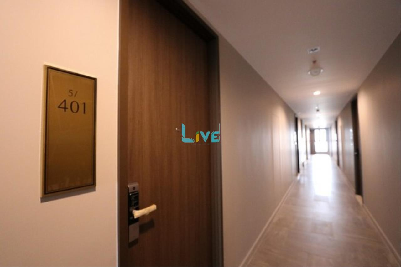 Live Quality Estate Agency's Room for rent Whizdom Essence Sukhumvit 101/1 (Close to true digital park, third 101 shopping mall and 300 m. to BTS Punnawithi station) 5
