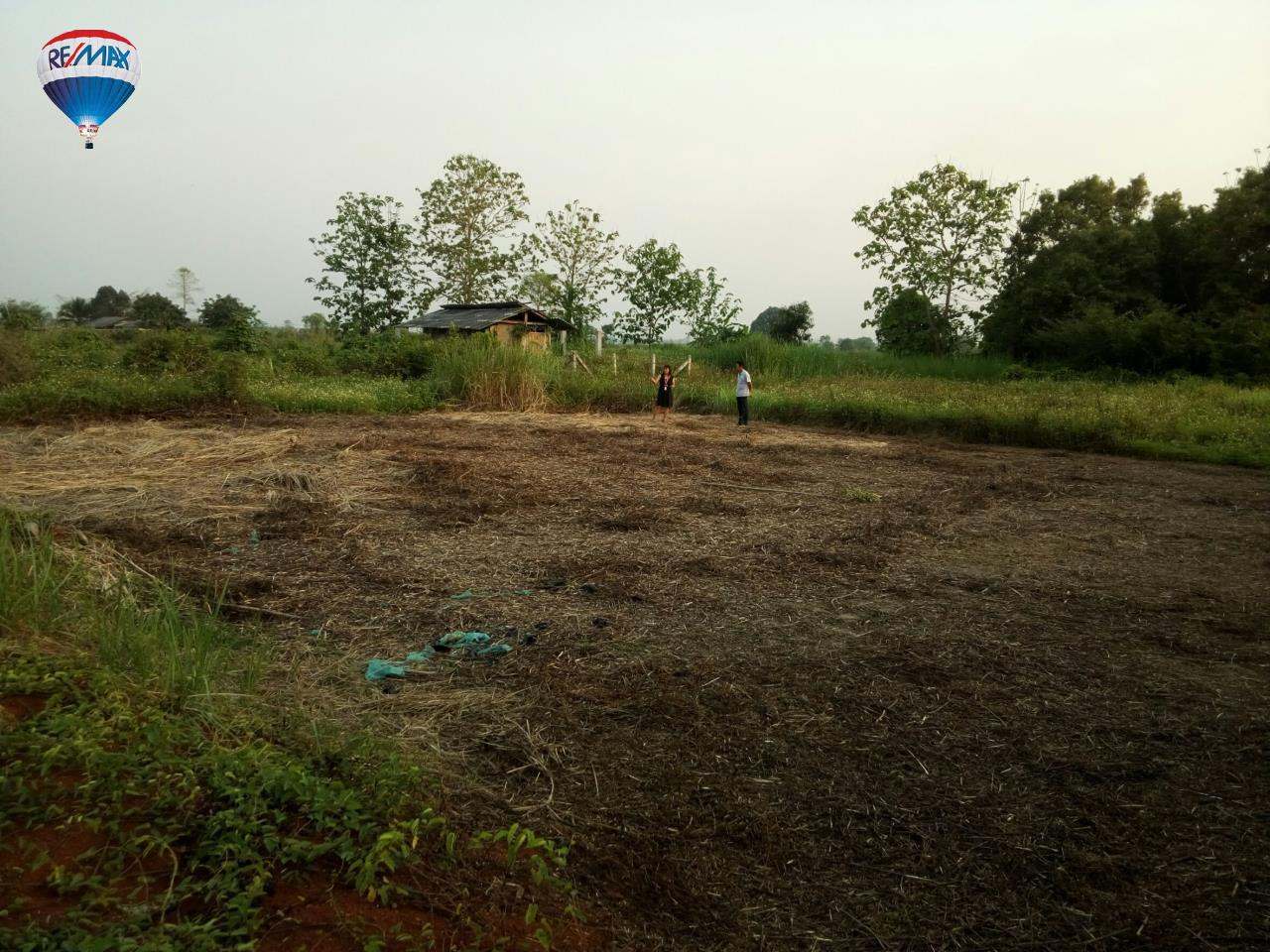 RE/MAX Classic Agency's nice land for build the house Chiang Rai  7