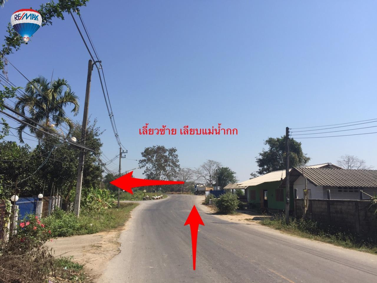 RE/MAX Classic Agency's Rice field for  sale affordable price in Chiangrai 1