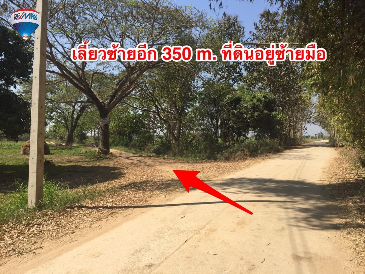 RE/MAX Classic Agency's Rice field for  sale affordable price in Chiangrai 4