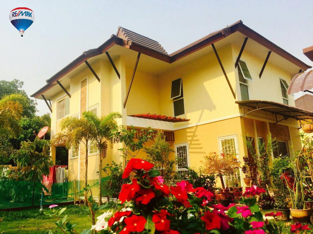 RE/MAX Classic Agency's house for sale near Pattaya Noi Chiangrai  1