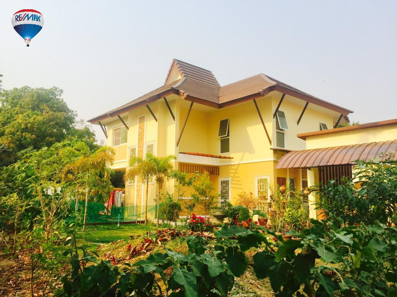 RE/MAX Classic Agency's house for sale near Pattaya Noi Chiangrai  2