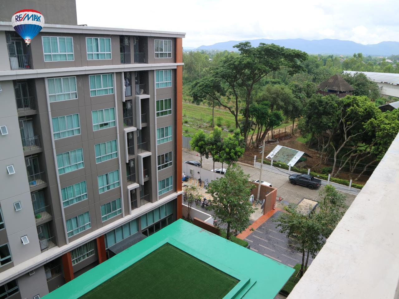 RE/MAX Classic Agency's Condominium for rent, downtown near BigC Super center Chiangrai. 26