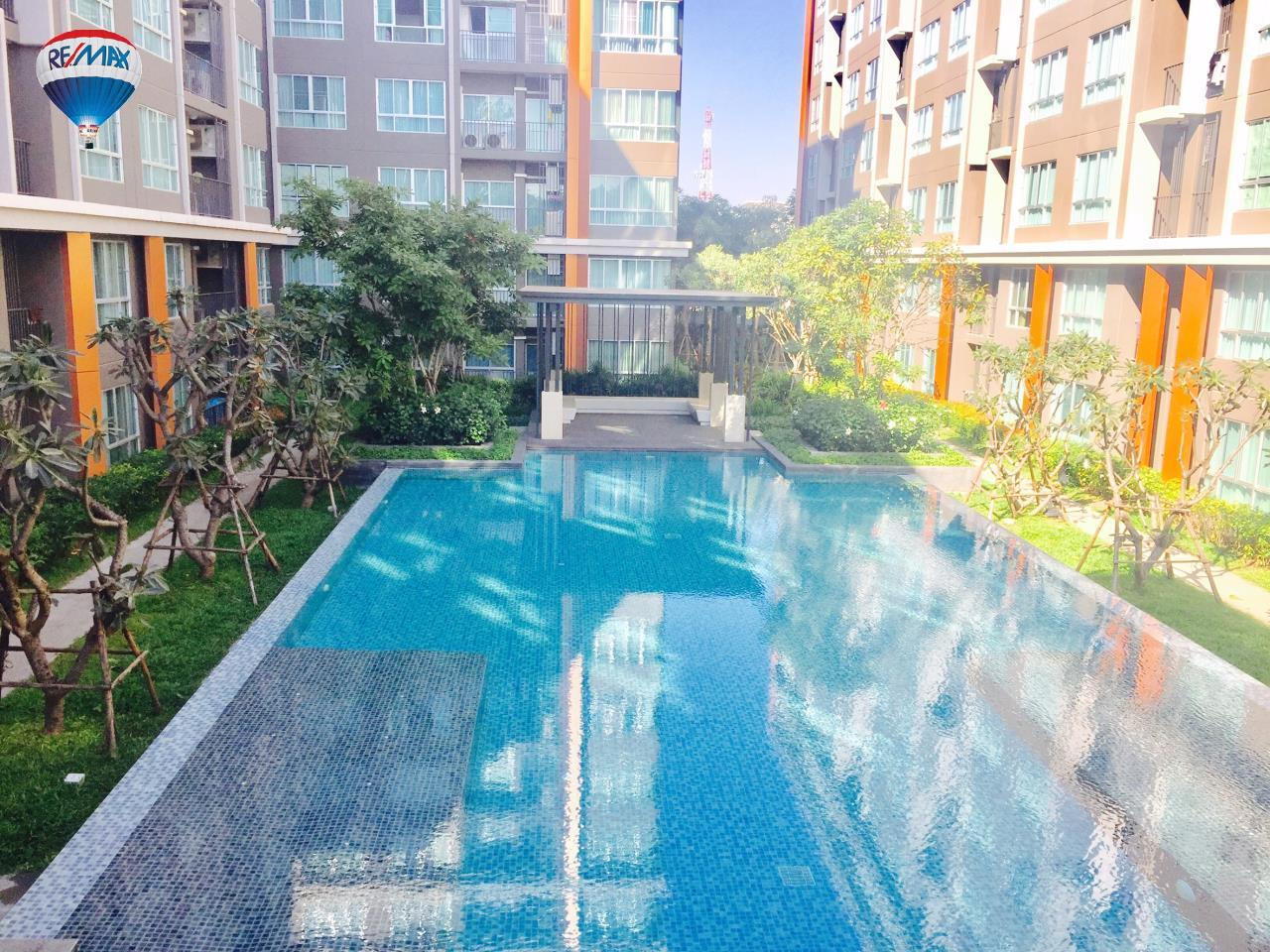 RE/MAX Classic Agency's Condominium for rent, downtown near BigC Super center Chiangrai. 1