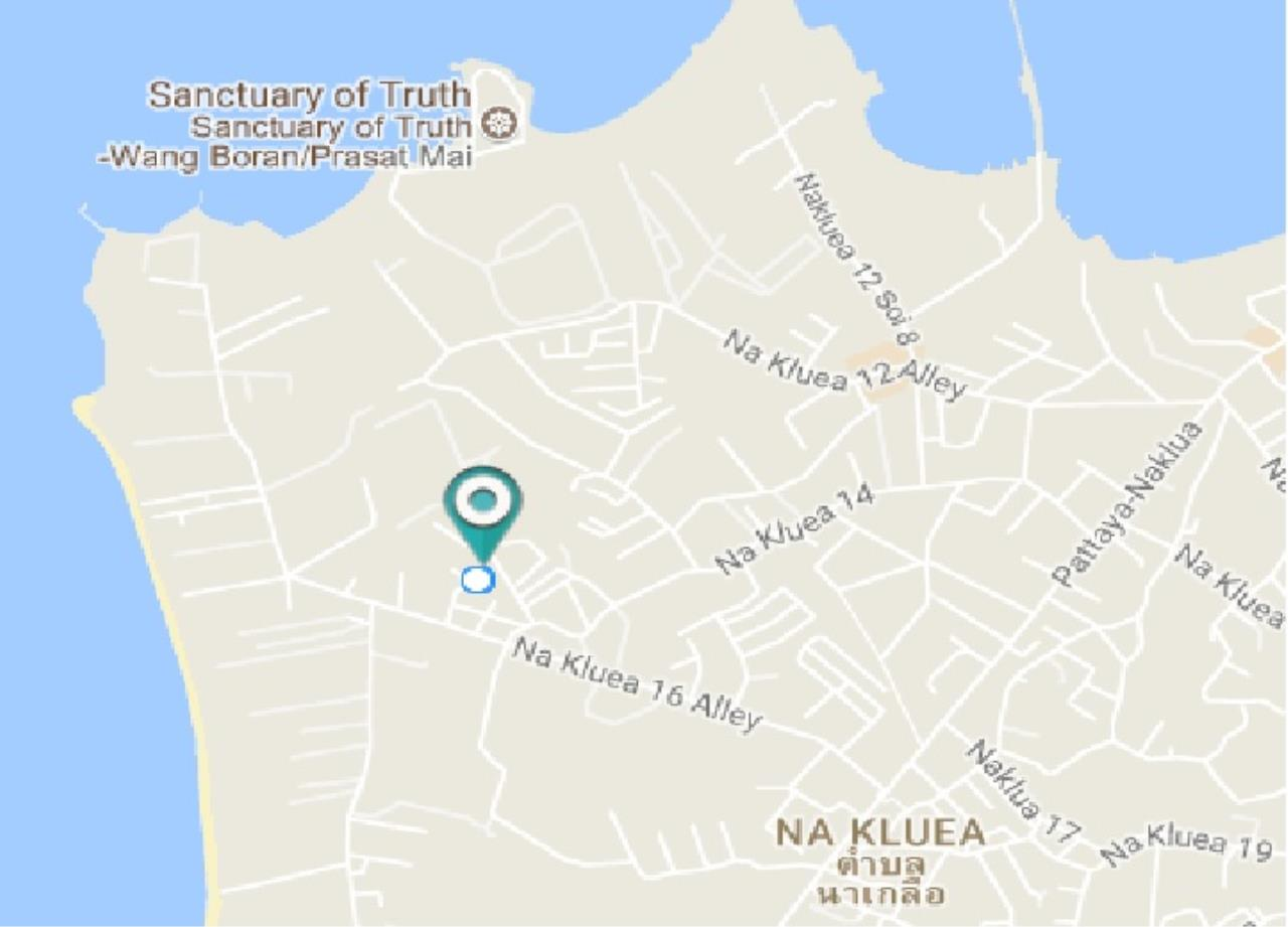 Agent - Thammajak Agency's Sale building 3 floors Pattaya Nakluea 16 Alley, near Wongamat beach Pattaya 19