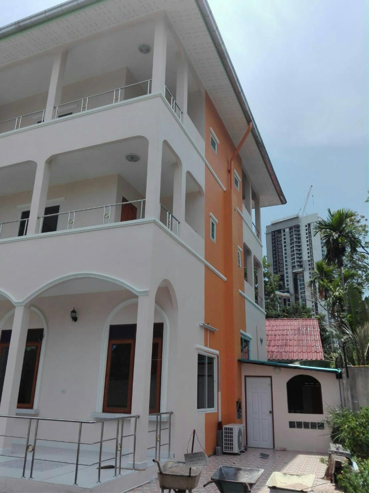 Agent - Thammajak Agency's Sale building 3 floors Pattaya Nakluea 16 Alley, near Wongamat beach Pattaya 5