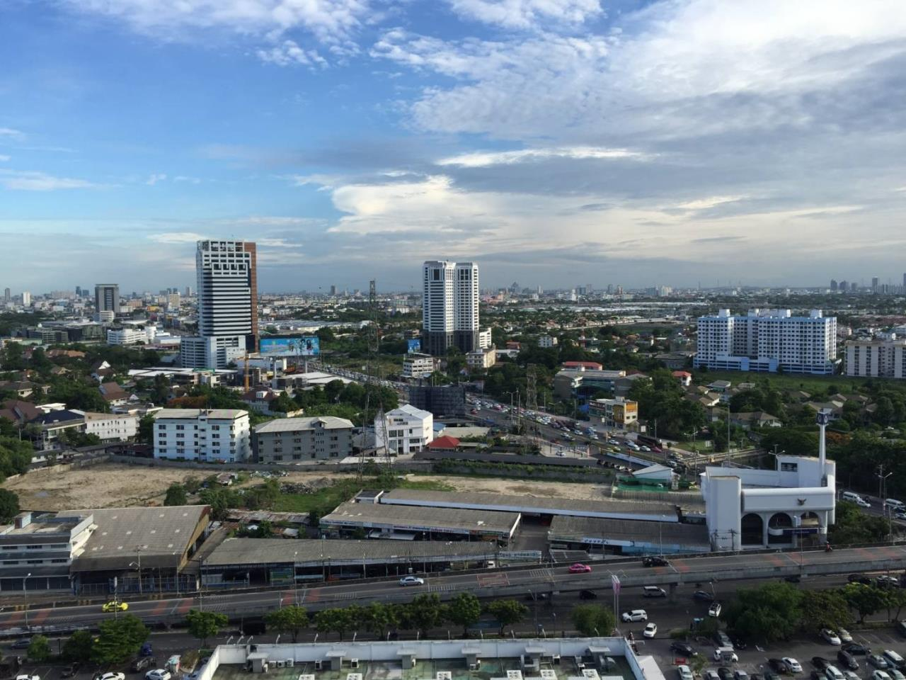 Best Propert Thailand Agency's Lumpini Place Srinakarin-Huamark Station 1