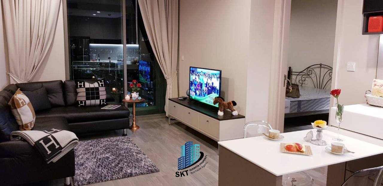 Sukritta Property Agency's For Rent 333 Riverside Condominium Near BTS Bangpho 1