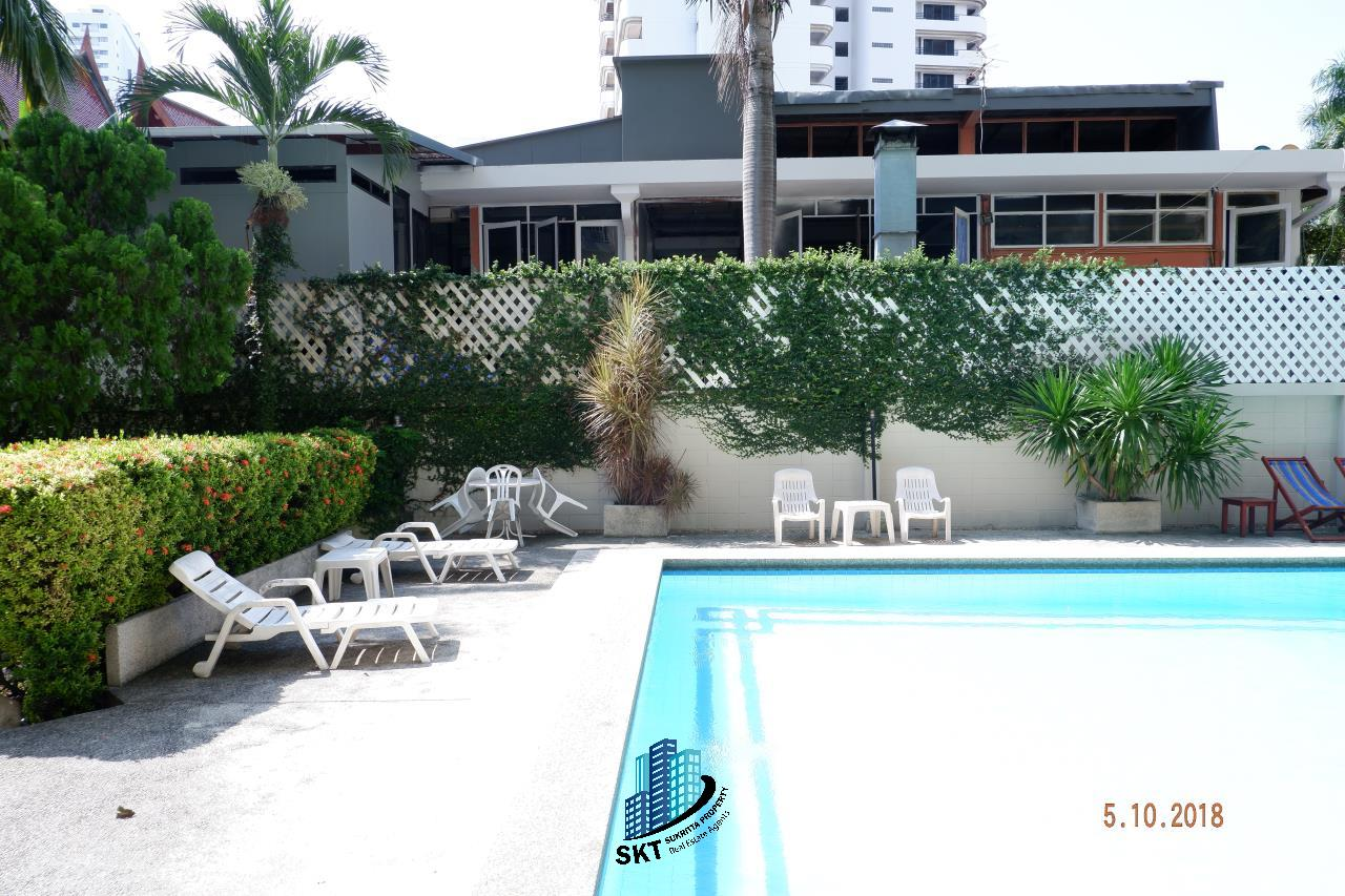Sukritta Property Agency's For Rent Baan Prida Near BTS Nana 12