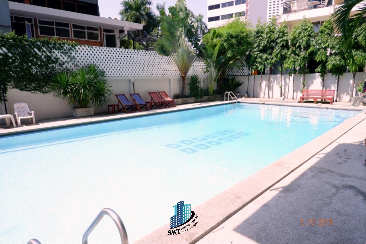 Sukritta Property Agency's For Rent Baan Prida Near BTS Nana 11