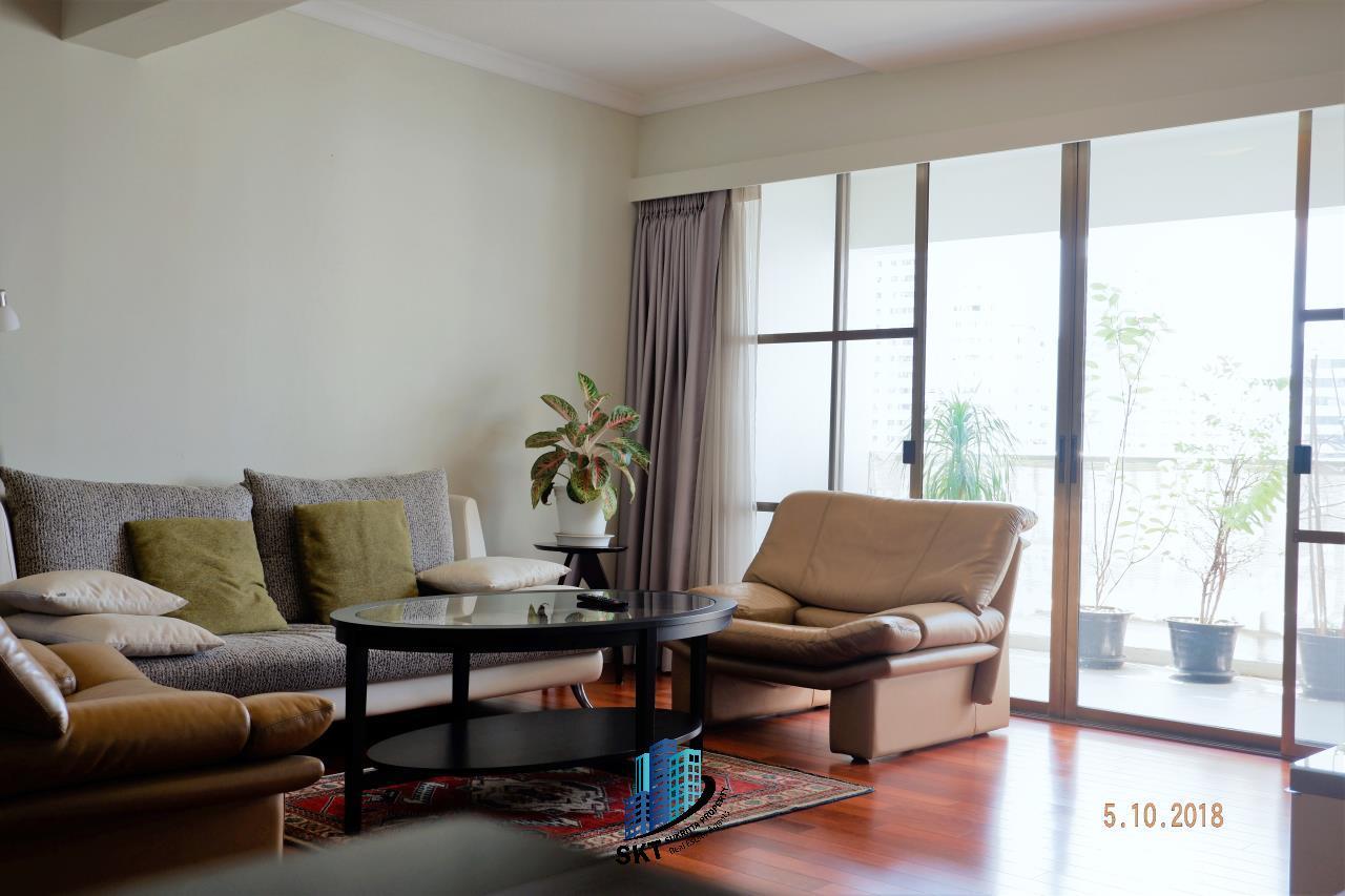 Sukritta Property Agency's For Rent Baan Prida Near BTS Nana 2