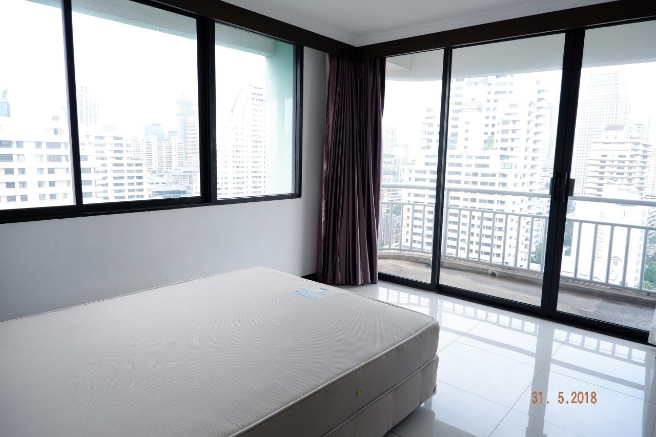 Sukritta Property Agency's For Rent Lake Green Condo Near BTS Nana 3