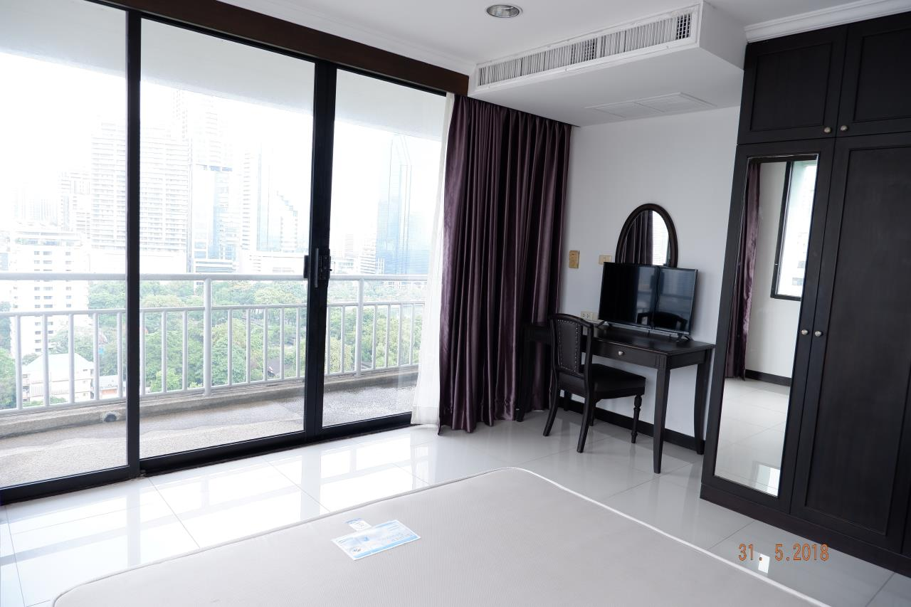 Sukritta Property Agency's For Rent Lake Green Condo Near BTS Nana 1