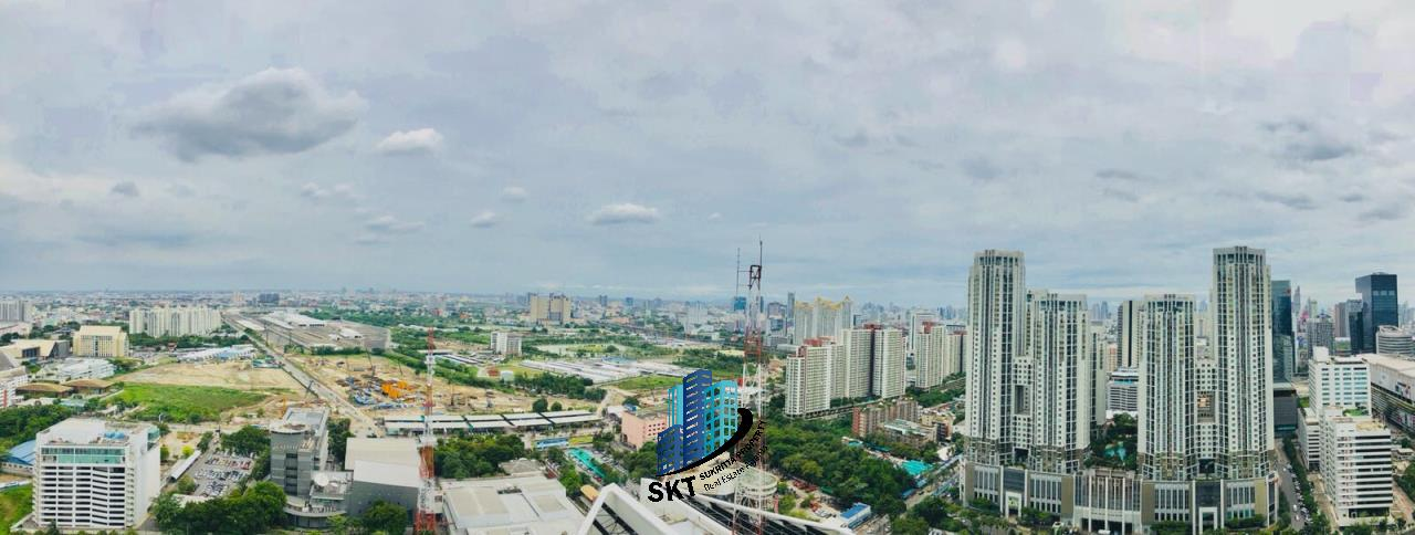 Sukritta Property Agency's FOR RENT NOBLE REVOLVE RATCHADA 2 NEAR MRT THAILAND CULTURAL CENTER 8