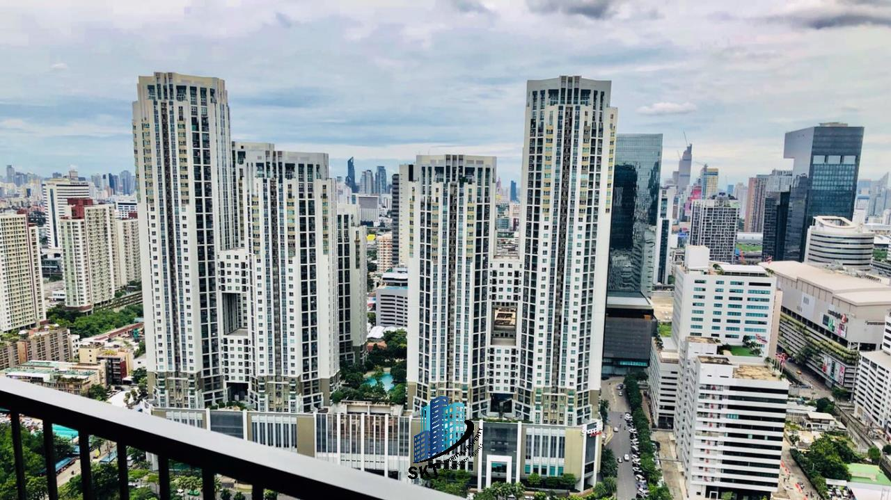 Sukritta Property Agency's FOR RENT NOBLE REVOLVE RATCHADA 2 NEAR MRT THAILAND CULTURAL CENTER 7